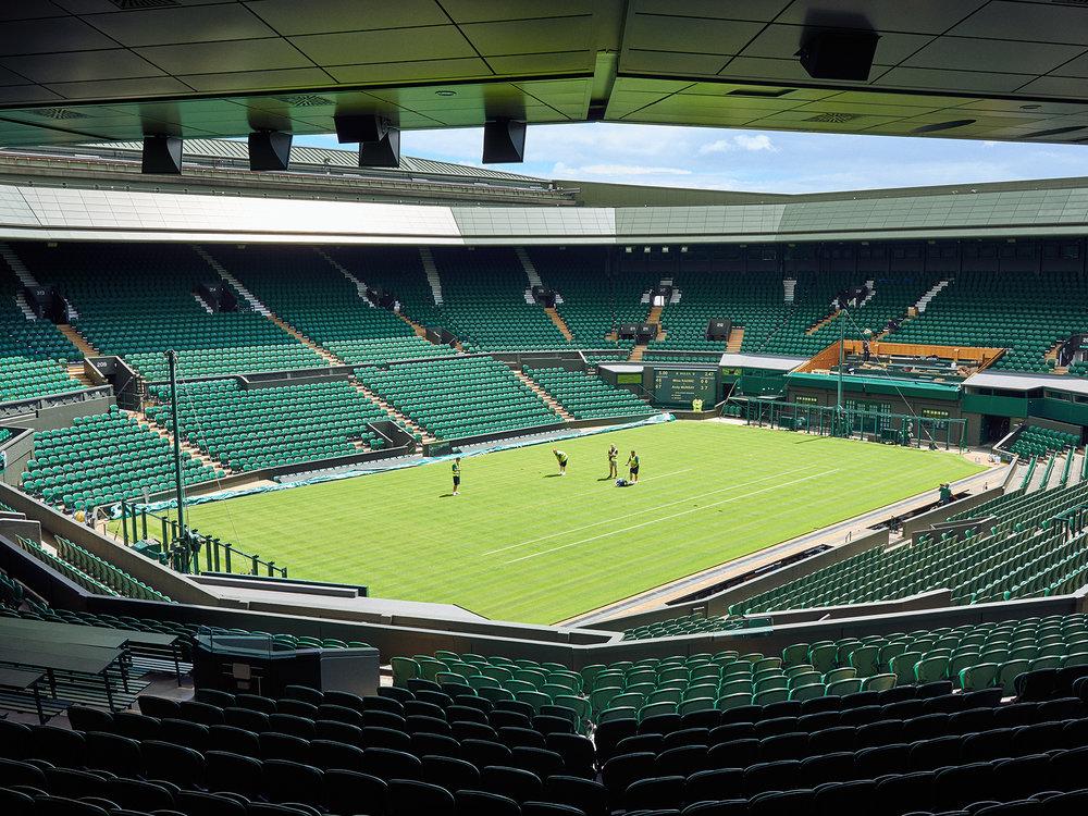Wimbledon x Telegraph