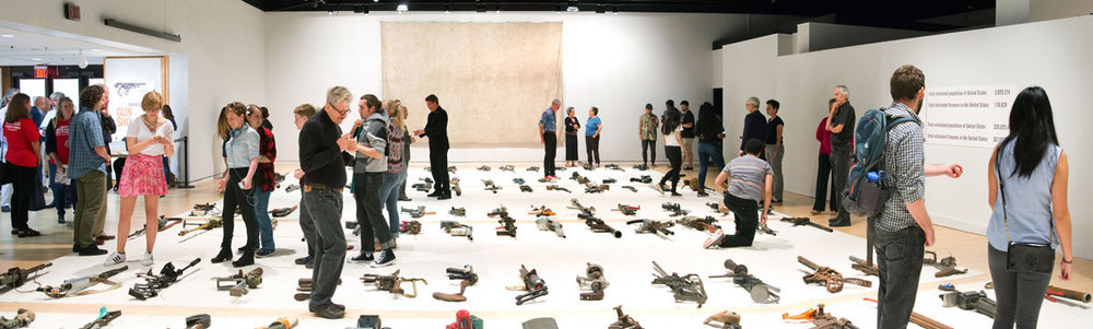 hess gun show umbc show w crowd.jpg