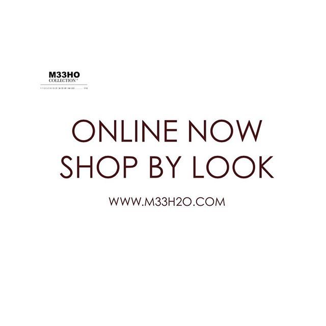 Online 🕊🍋 WWW.M33H2O.COM // SS19