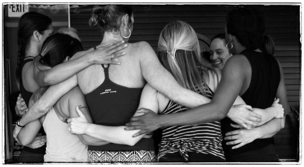 yoga group circle dance workshop