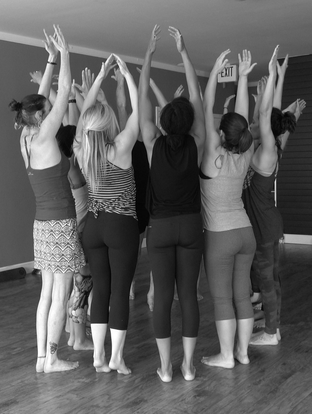 yoga workshop photo