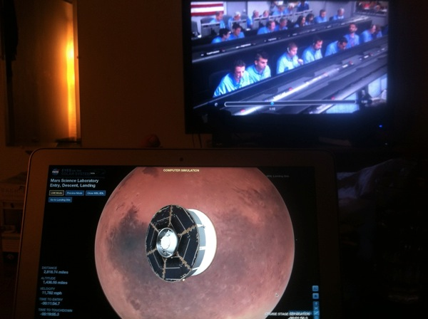 Mattan's Mission Control