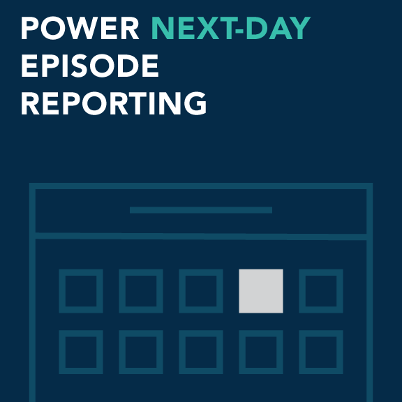 Power Next Day Reporting