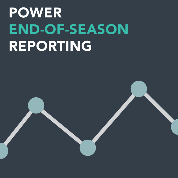 Power End of Season Reporting