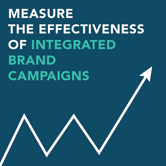 Measure Effectiveness of Integrated Brand Campaign