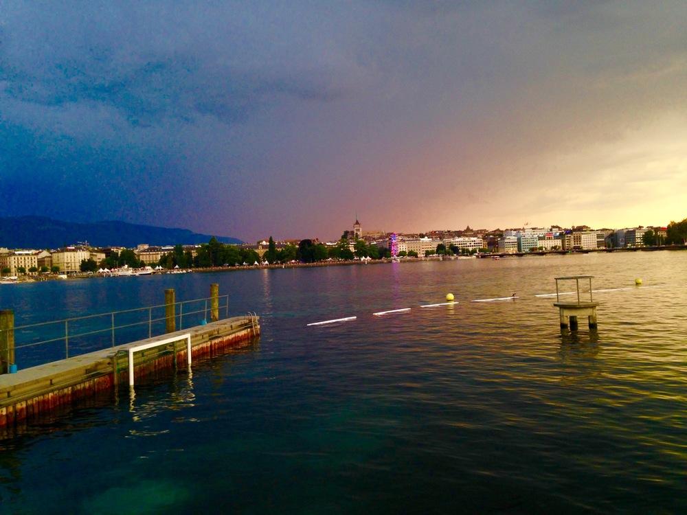 Geneva Thunderstorm