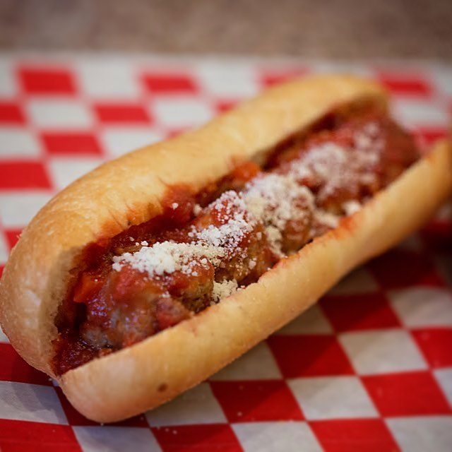 It's National Meatball Day! If you haven't tried our homemade hand rolled meatballs make sure to come try them this season! We'll be out food trucking starting in April! #nationalmeatballday #italianfood #italianfoodtruck