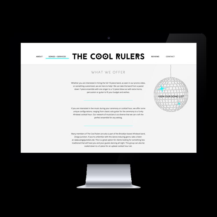 cool rulers band