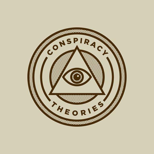 I'm always a little sus. . . . . . #logo #logodesign #designer #conspiracytheories #illuminati #aliens #suspicious #sus #graphicdesigner #allseeingeye #conspiracytheory #halftone #shanedawson #graphicgang #logoconcept
