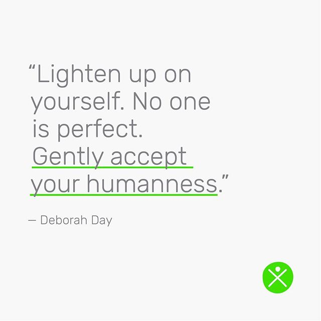 Accept your humanness ✨✨✨ #weekendvibes - #mentalhealth #erasethestigma #love #support #mentalhealthawareness #quote #inspiration #hope #selflove #selfcare