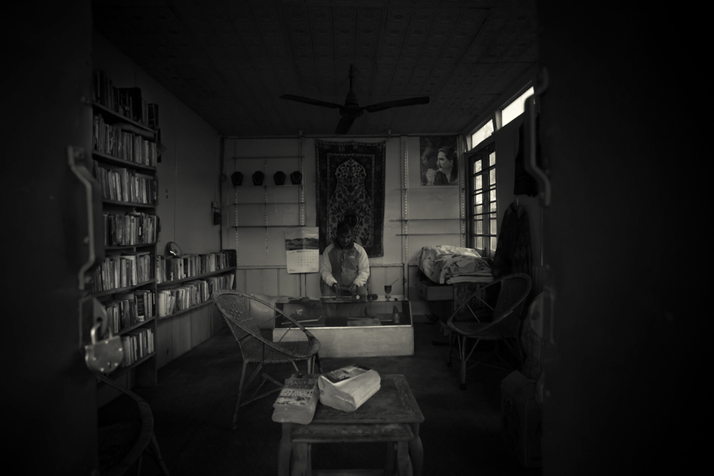 Madhumita Nandi Srinagar Library