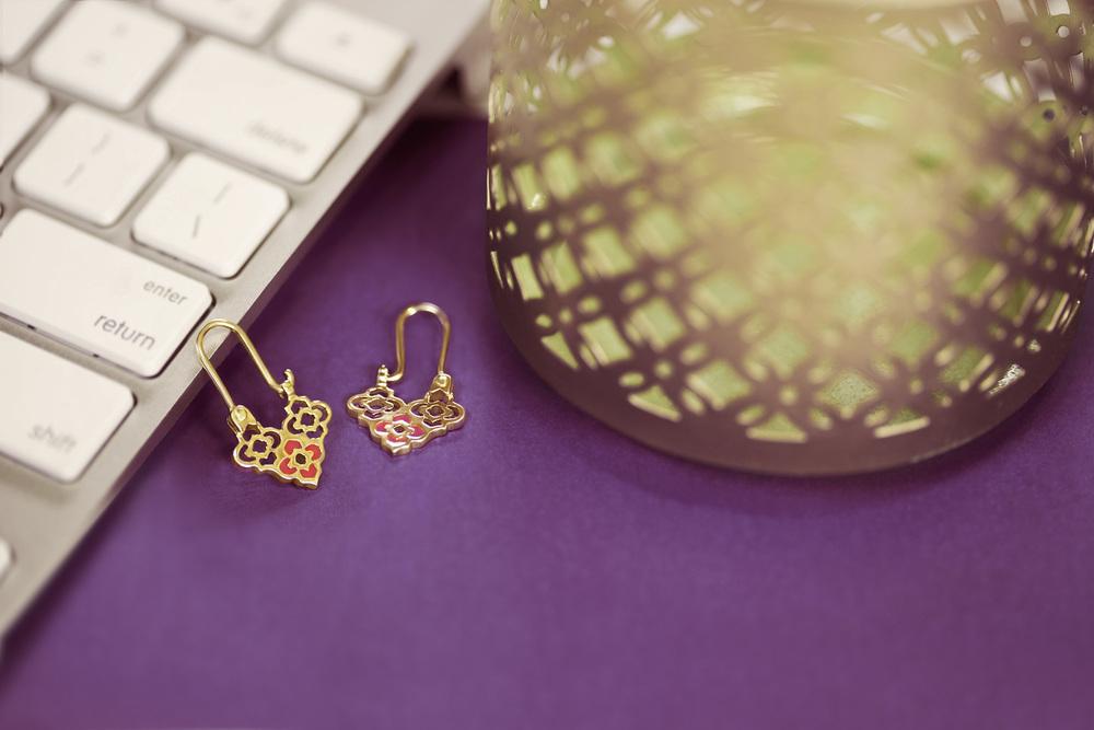 Madhumita Nandi Tanishq Mia Jewellery