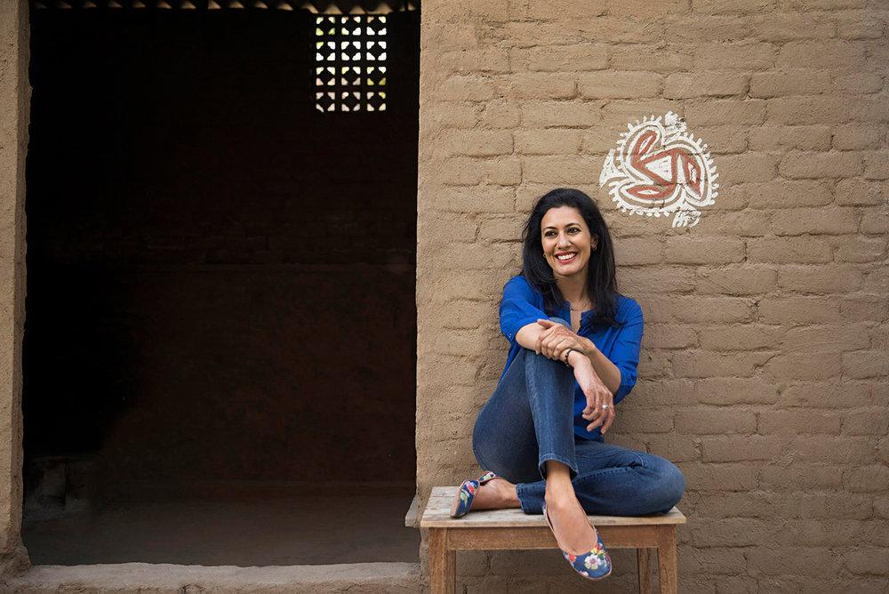 Madhumita Nandi Levis I shape my world Chaavi Rajawat