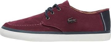 The most recent addition to the Jason Benskin Lacoste Casual family - the burgundy look