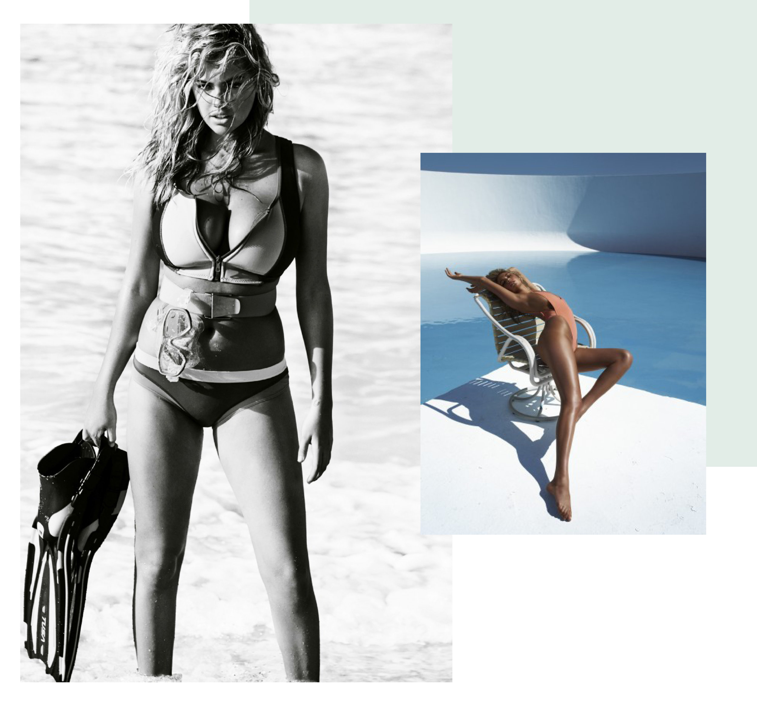 Summer-snaps-by-favourite-fashion-photographers-mario-testino-swimsuit-bikini-beach-surf-black-and-white-editorial-photoshoot-01