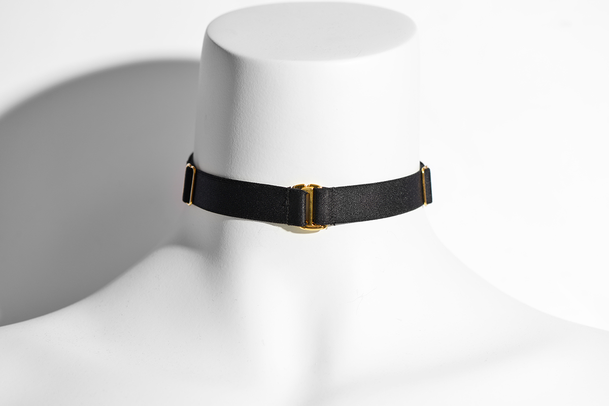 chritmas-gift-for-her-diy-make-at-home-bondage-fashion-sm-choker-necklace-jewellery-elastic-gold-lingeie-la-femme-062