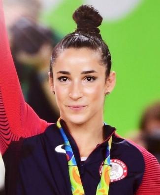 Olympian Gymnast Aly Raisman