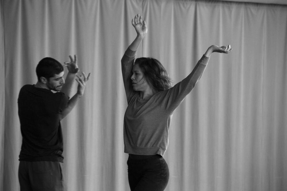 Netta Yerushalmy, Baryshnikov Arts Center 2012