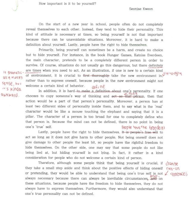 definition essays topics