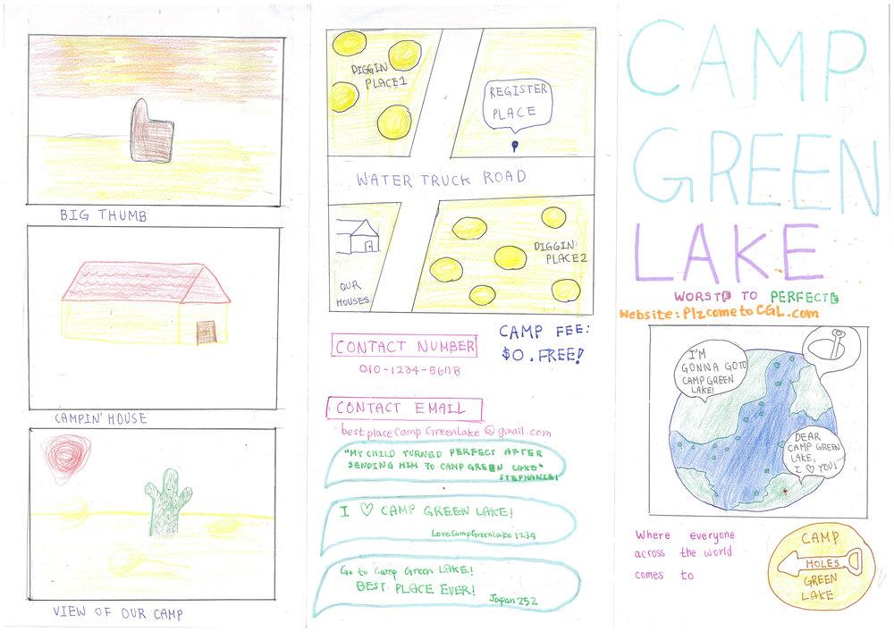 welcome to camp green lake peai