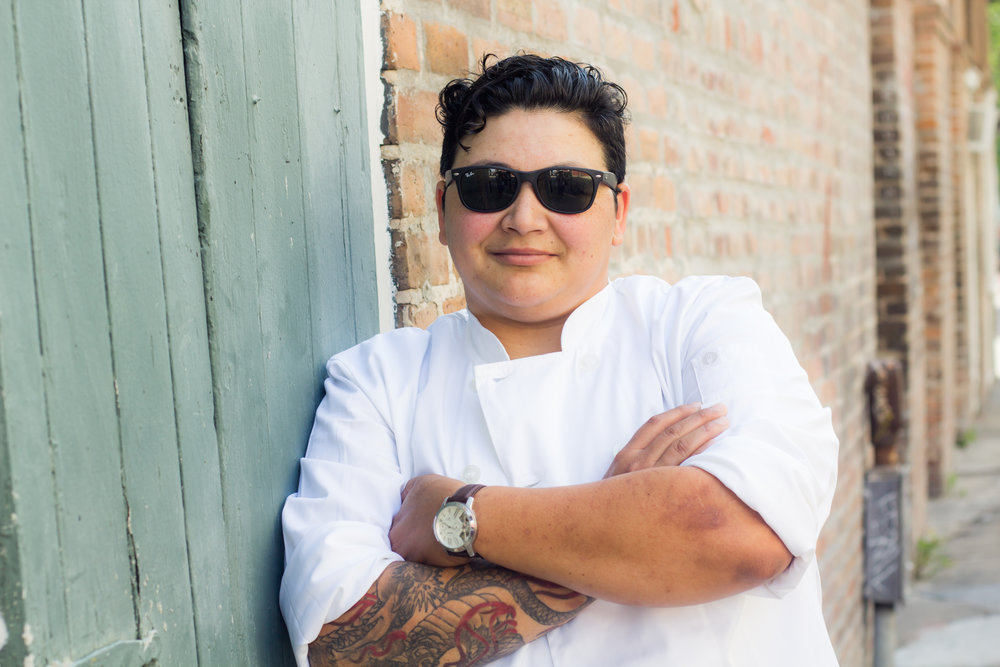 Chef Melissa Araujo/ Saveur Catering LLC