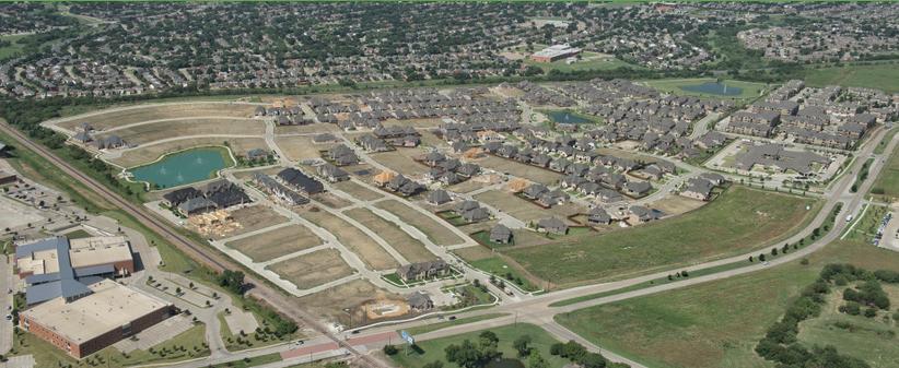 Mustang Park, Carrollton TX