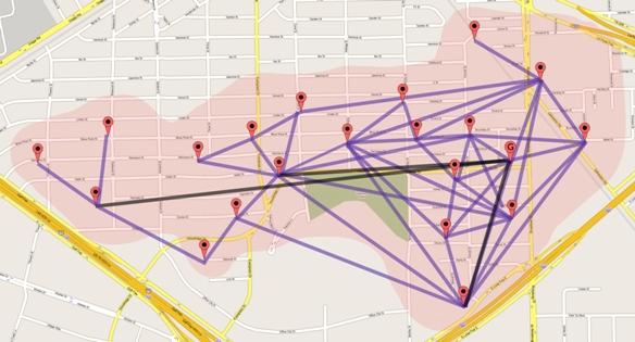 TFA-Wireless Coverage Map