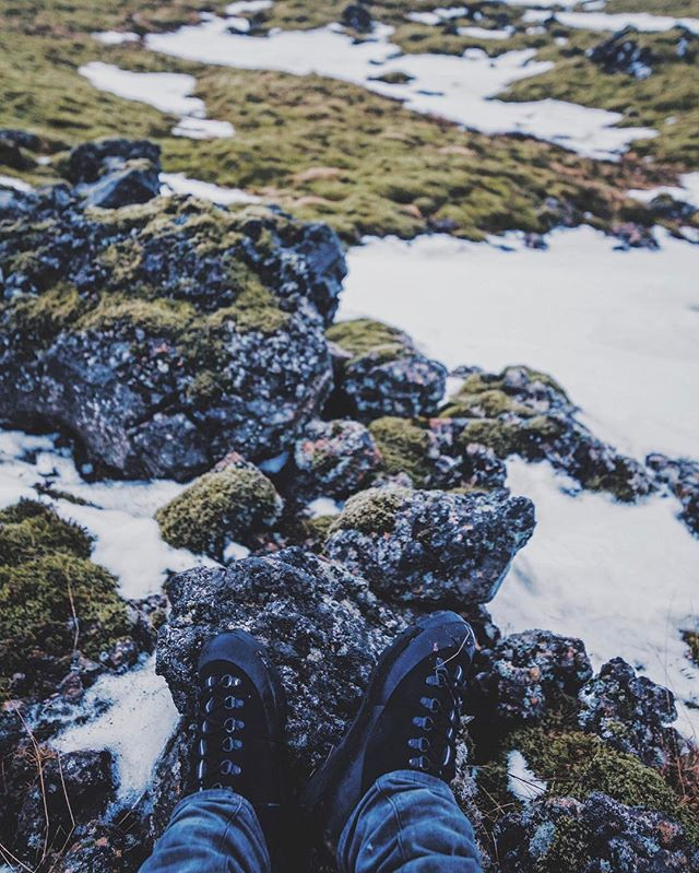 Iceland in the Rutherford. Go Forth on the Never Ending Path. #ransomholdingco P. @adam_klumper
