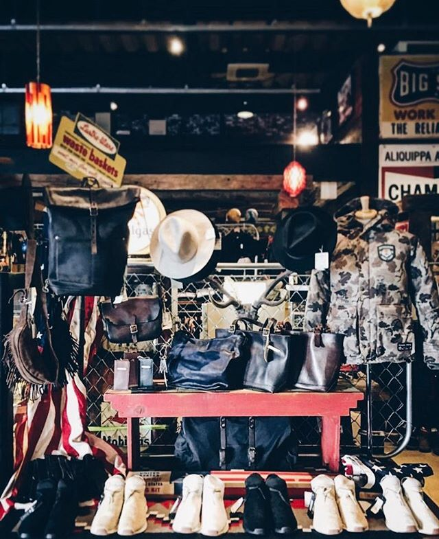 Tokyo retail. Go Forth on the Never Ending Path. #ransomholdingco P. @westernriver_official