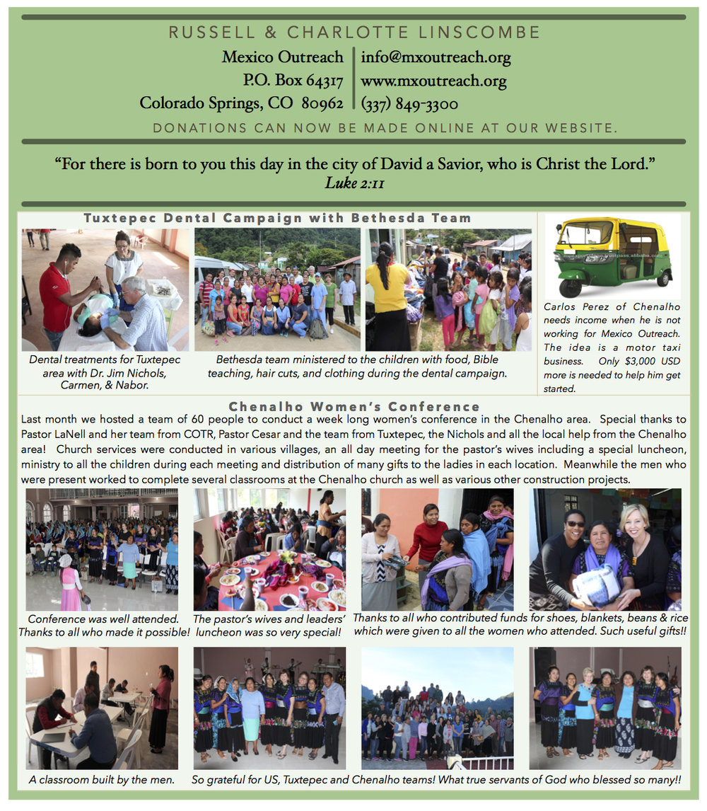 CHRISTMAS 2017 NEWSLETTER page 2-Online Version.jpg