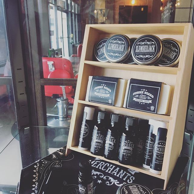 Has your beard been needing some TLC? Why not stop by and get some #sussexbeardoil products? #egostudiomoncton #beyourself