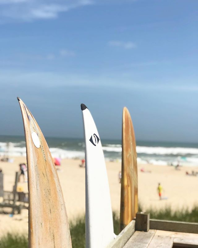 """the ocean is alive and carries our bodies and souls. It's a place full of energy, very intense where a strong interaction between human and nature is possible."" -Ben Thouard  After a crazy July, spending two days off nourishing my heart and soul by the big beautiful sea. 🌊☀️🐠 What are you doing today to get filled back up before the new week ahead?"