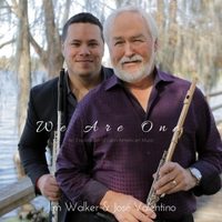 Jim Walker & José Valentino:We Are One: An Exploration of Latin American Music (2016)