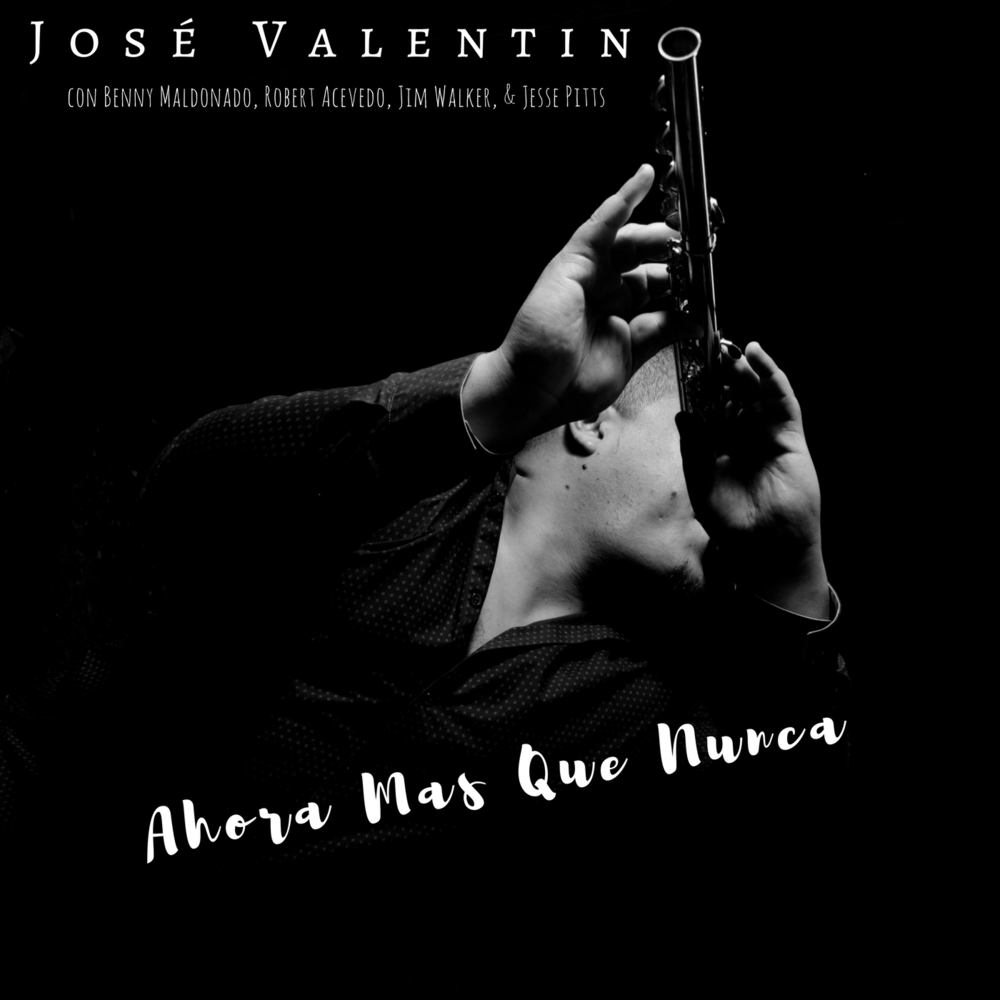 Fiery Latin Jazz Album with a message!!! - Acclaimed multi-instrumentalist, educator, & composer, José Valentino, returns to the recording studio to document a set of nine original compositions & two arrangements with the impetus to create a musical manifesto encouraging Latinos around the world to embrace, celebrate, and showcase the richness and beauty of their cultures; hence the title,