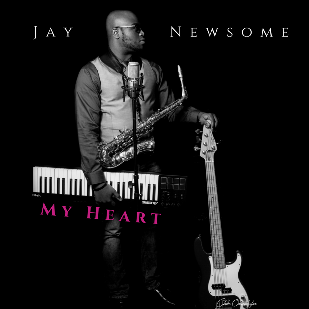 Fresh Smooth Jazz Album with a powerful vocalist and multi-instrumentalist! -