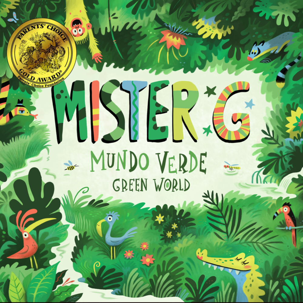 Children' Album wins Parents' Choice GOLD Award® - Mundo Verde/Green World, the follow-up to Mister G's Latin GRAMMY Award-winning album, Los Animales, is a collection of inspiring bilingual songs intended to unite people of all ages and ethnicities in support of global conservation and action. Mister G debuted the songs from Mundo Verde/Green World at the National Climate March in Washington, DC to kick off an extensive US tour. José served as an assistant recording engineer and flutist for the song,