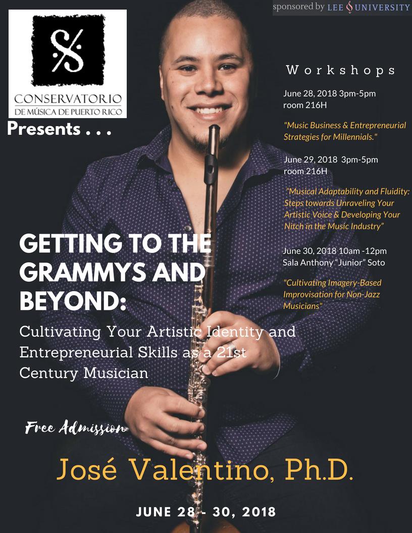 Promo Flyer - Dr. José Valentino en Conservatorio de Música de Puerto Rico.png