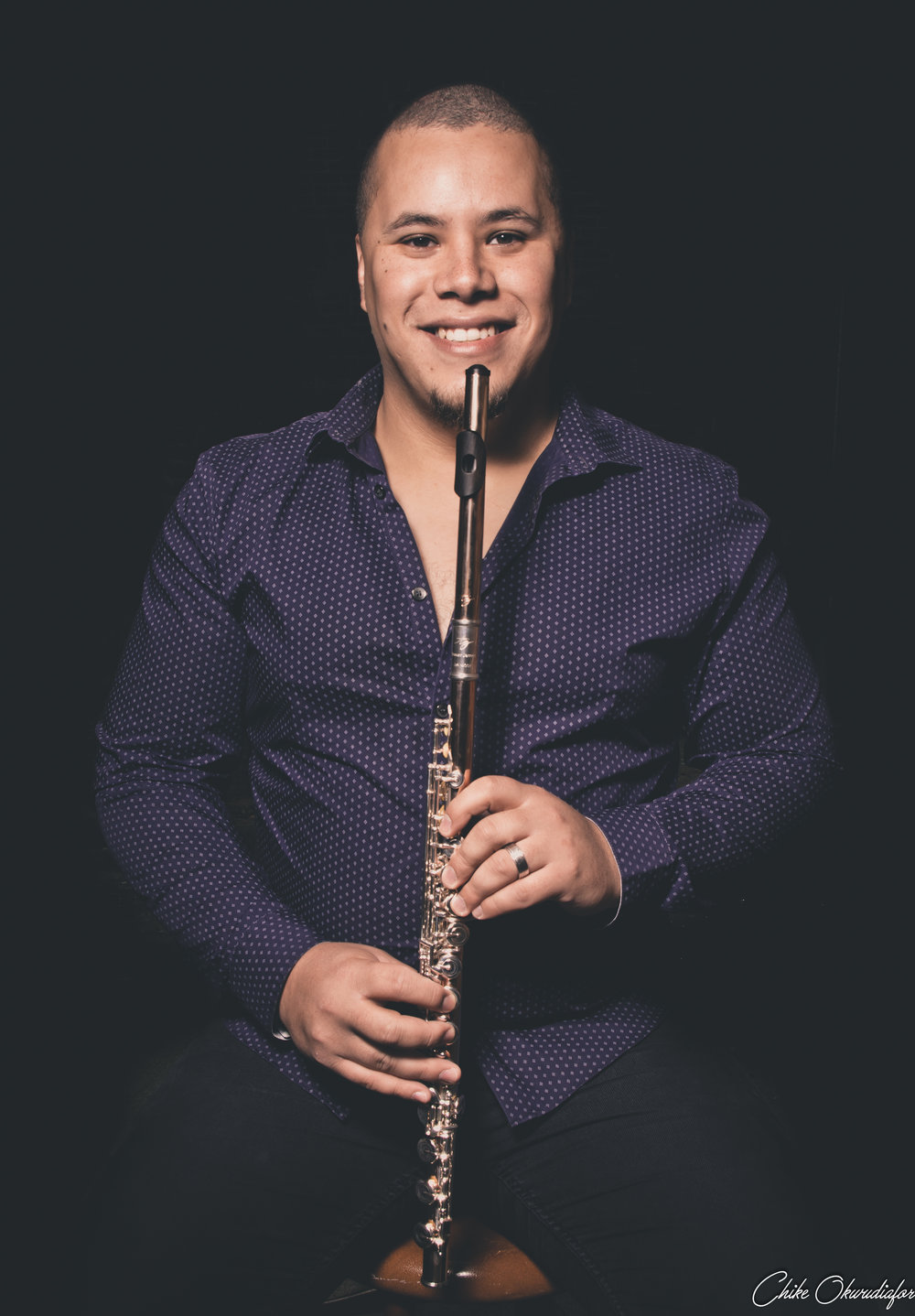 Global Ambassador & International Artist for Trevor James Flutes