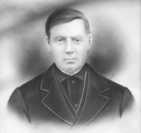 Daniel Unruh - One of the Early Freeman Pioneers