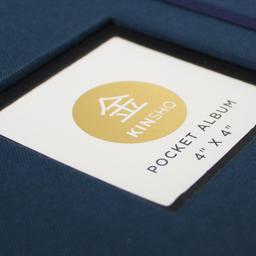 KINSHO Pocket Album