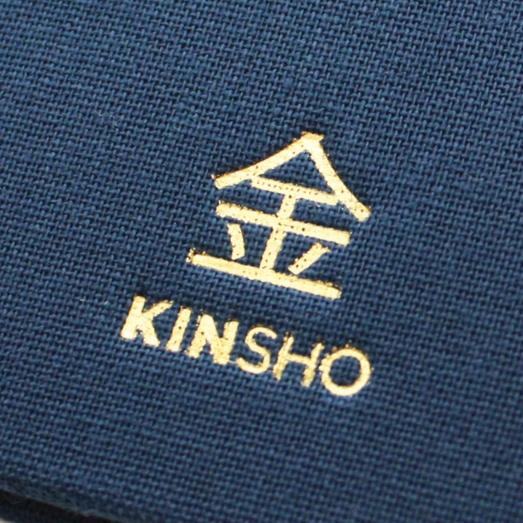 KINSHO Album Gold Logo