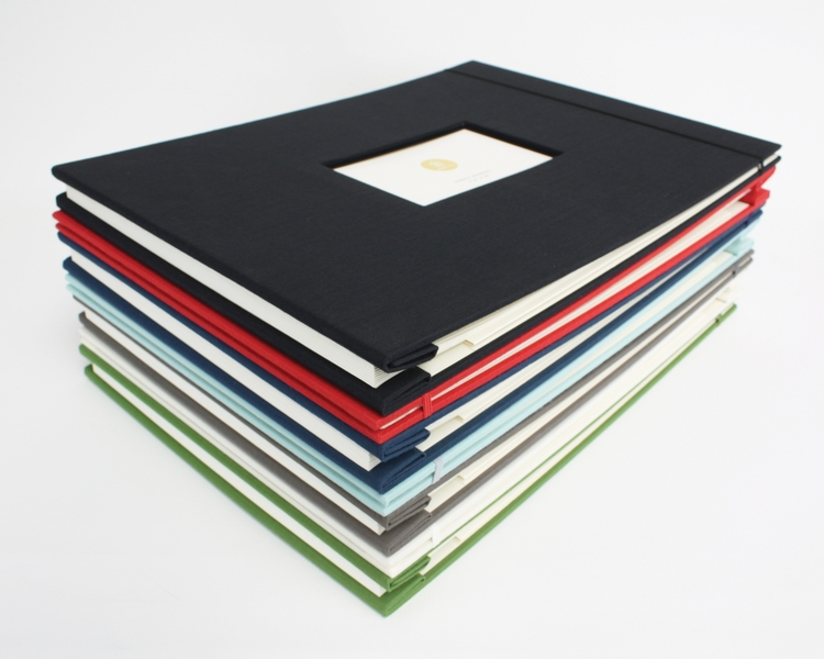 115 X 16 Photo Journal Kinsho Premium Photo Albums