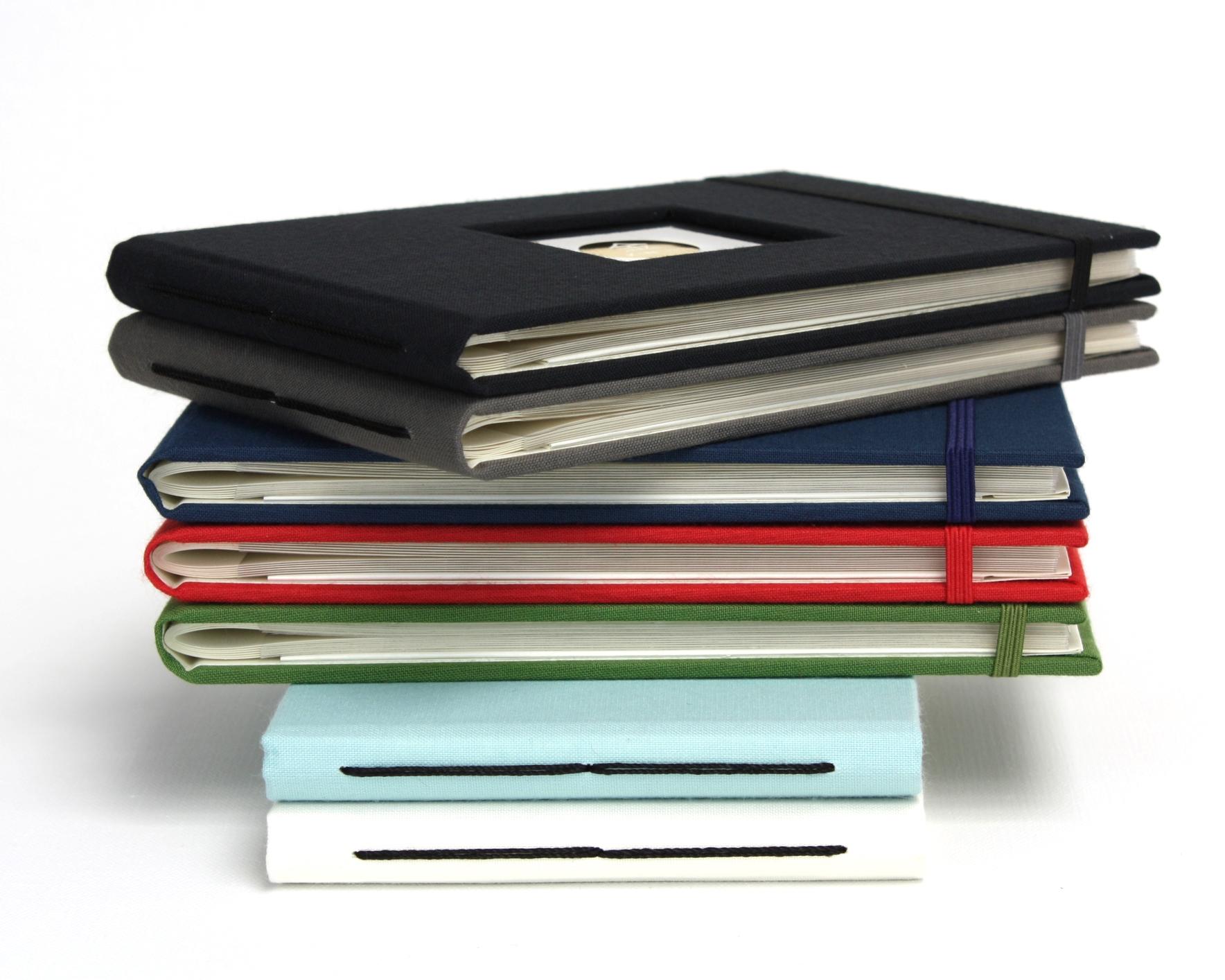 pocket book making supplies