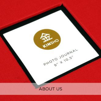 About KINSHO Premium Photo Albums