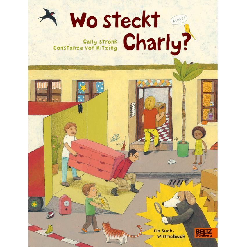 Wo steckt Charly? Beltz & Gelberg 2014, Germany