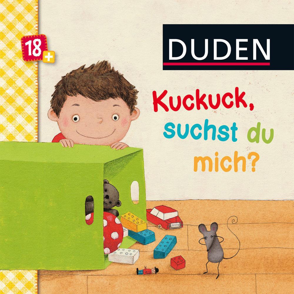 Kuckuck, suchst du mich? Fischer-Duden 2016
