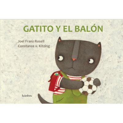 Gatito y el balón Kalandraka 2012, Spain