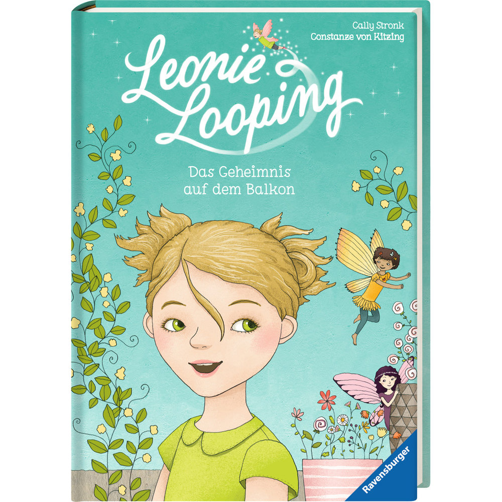 Leonie Looping - Das Geheimnis auf dem Balkon Ravensburger 2017
