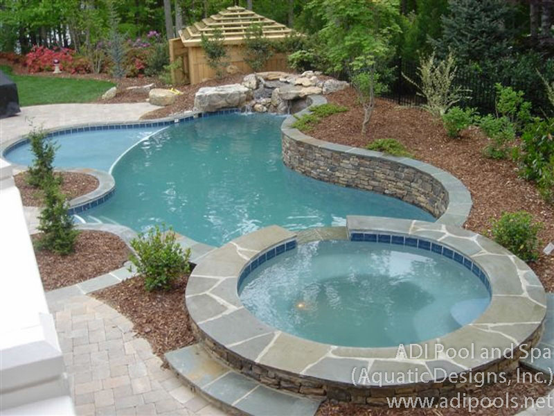Unique Spas & Hot Tubs — ADI Pool & Spa Residential and Commercial Pools JR53