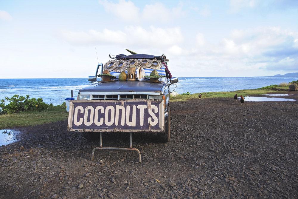 Coconut Truck, Kauai